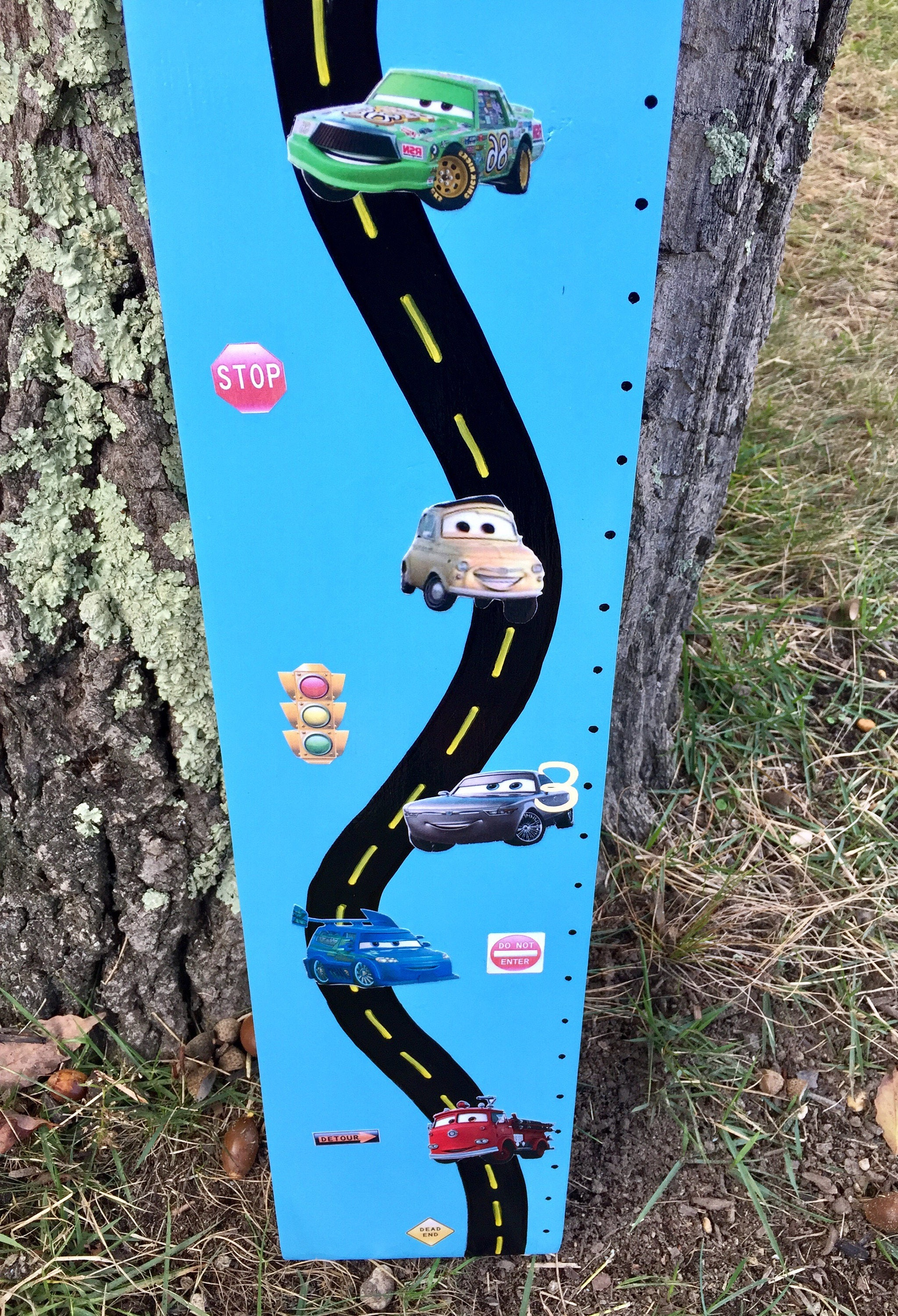 Disney pixar cars themed growth chart from thestarfishwish on etsy disney pixar cars themed growth chart sold by thestarfishwish 5500 nvjuhfo Image collections