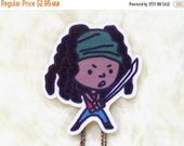 20% OFF KATANA MASTER  Bookmark - Cute Paperclip, Laminated  perfect for , s, journals  note