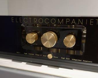 Electrocompaniet ECI-1 MKII Hi-Fi stereo integtrated amplifier