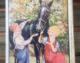 Black Beauty by Anna Sewell 1927