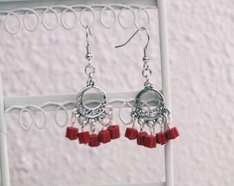 Gypsy Boho earrings
