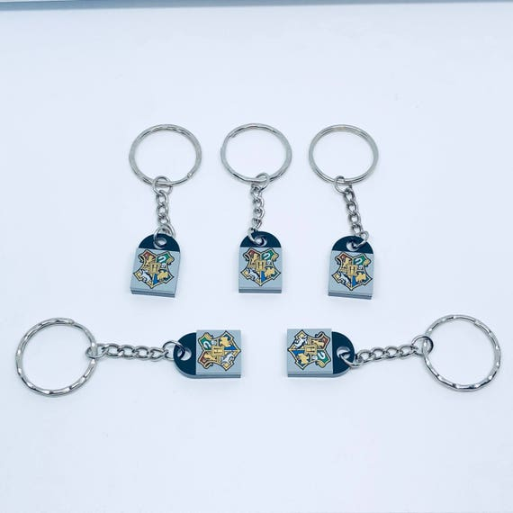 Harry Potter Inspired Lego Keyring