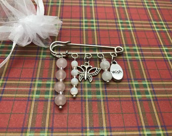 Fertility Kilt Pin Brooch