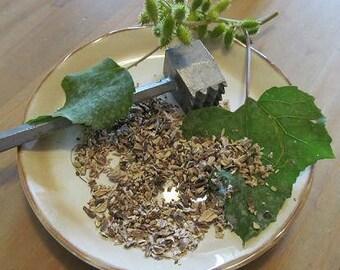 Organic Burdock Root -  Arctium Lappa, Herbal Tea