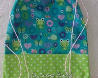 Bag child model cord frogs
