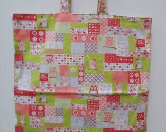 Tote bag in various patterns