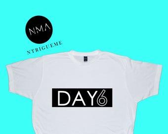 DAY6 K-pop T-shirt