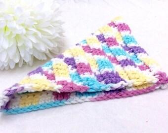 O Canada Sale Handmade Crochet Dish Cloth Set of 2
