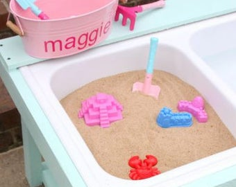 Custom Sand and Water Table