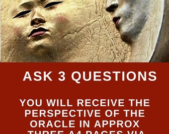 Psychic Reading: 3 Questions