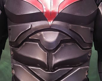Batsuit Beyond v2 TORSO only TEMPLATES
