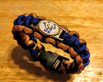 John F. Kennedy High School Paracord Bracelet