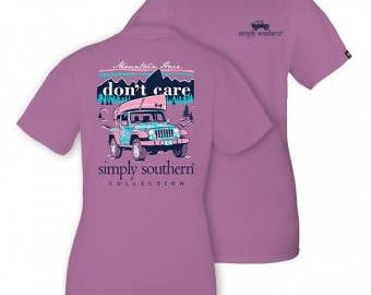 Simply Southern Preppy Jeep Tee