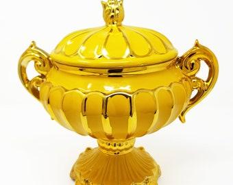 Orisha Oshun Porcelain Sopera Yoruba Santeria Potiche Ochun Soupterine