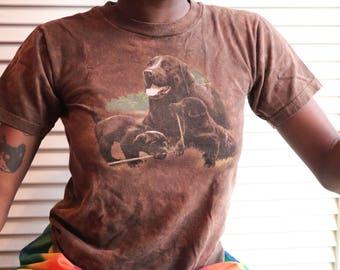 Vintage Puppy Shirt
