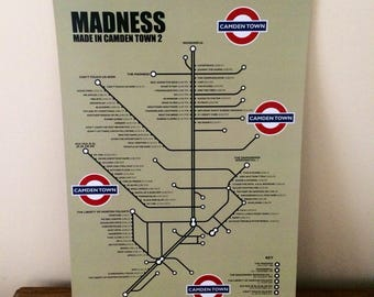 Madness (Vol 2) Made in Camden Town NEW for 2018!!