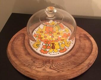 Vintage 1970s Goodwood Serving Platter