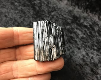 Black Tourmaline From Brazil