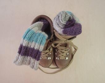 Hiking wool socks, winter socks