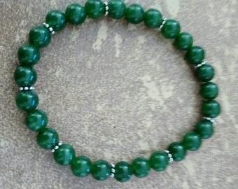 Malaysian jade bracelet