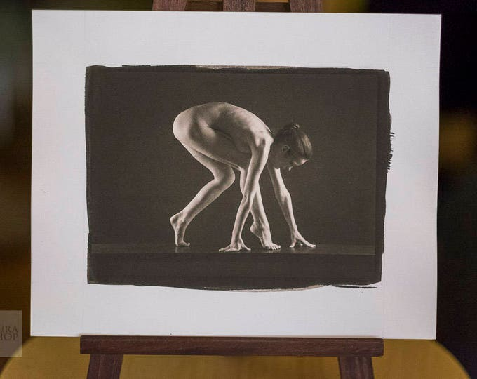 Featured listing image: Nude Palladium Print: Viktory No. 41983