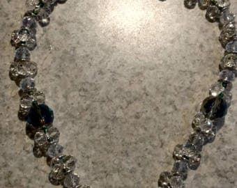 Huge Crystal Necklace