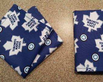 Handkerchief Toronto Maple Leafs,  Pocket Square EDC