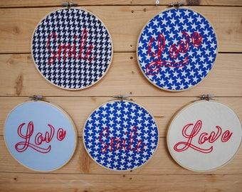 Cercle décoration 17 cm