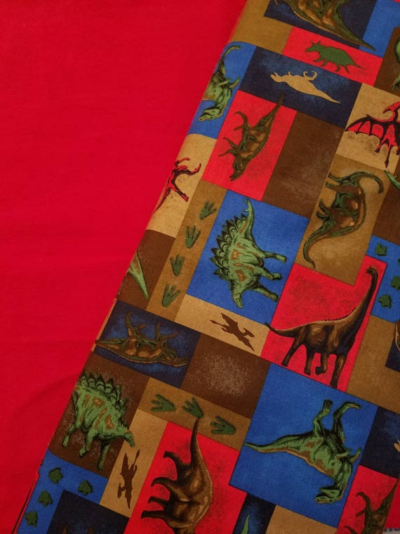 Dinosaur, Weighted, Lap Pad/Small Blanket/Travel Weighted Blanket, 3 pounds,  14.5x22, Autism, SPD, PTSD, Small Weighted Blanket