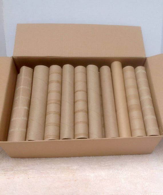 43 recycled paper towel rolls pt tubes cardboard rolls for Uses for paper towel rolls