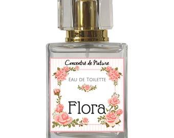 Eau de Toilette Flora