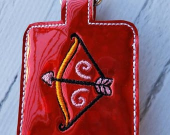 Bow and Arrow Hand Sanitizer Holder
