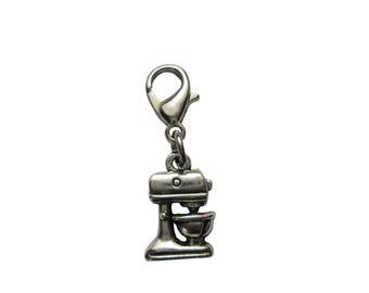 Kitchen machine pendant charms begging bracelet 3d Pendant