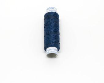 Valdani Luxury Pearl Silk Thread - #S511 Black Sea