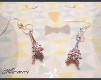 Paris eiffel tower earrings ♥ ♥