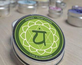 Fourth Chakra – Mint Green- Heart- Anahata