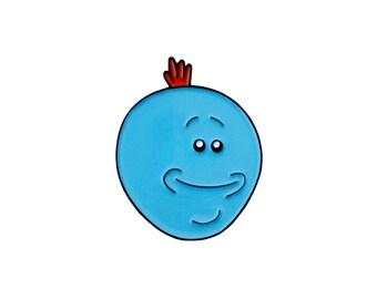 Mr. Meeseeks Pin