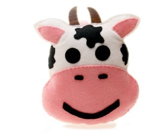 Pattern N ° 239 - cow head