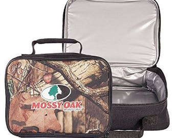 Mossy Oak Insulated Lunch Box