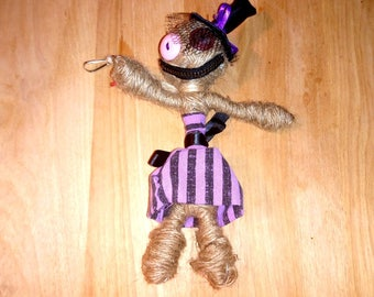 FREE SHIPPING personalized vaudoo doll