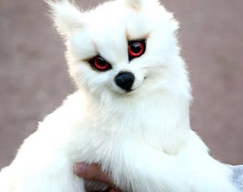 Ghost Direwolf from Game of Thrones