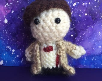 Crochet Eleventh Doctor, Doctor Who