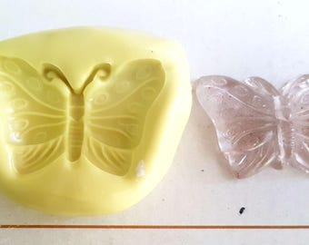 Butterfly mould, moulds for resin, plaster mould