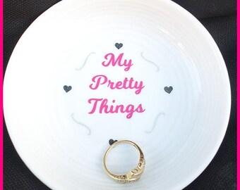 Large Round Ring Dish