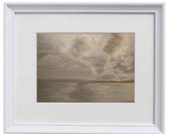 11x14 - Golden Beaches - Art Print