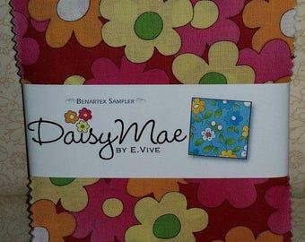 SALE! Daisy Mae - Charm Pack - Benartex - by F Vive