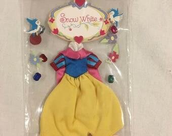 Disney snow white stickers