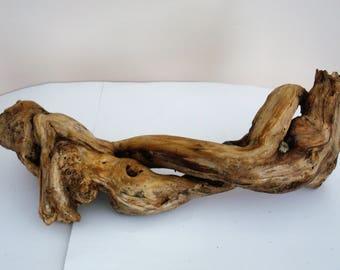 Rustic Driftwood Sculpture, Driftwood Ornament, Driftwood Art, Driftwood Piece, Beach Decor, Handmade, Driftwood Crafts, Great Gift