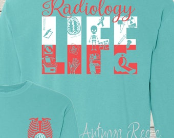 RADIOLOGY DEPARTMENT Rad Dept Sonographer Ultrasound X-Ray Tech Radiologic Tech