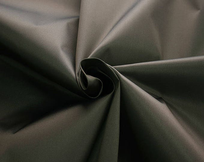 272025-natural Silk Mikado 100%, width 135/140 cm, made in Italy, dry cleaning, weight 190 gr